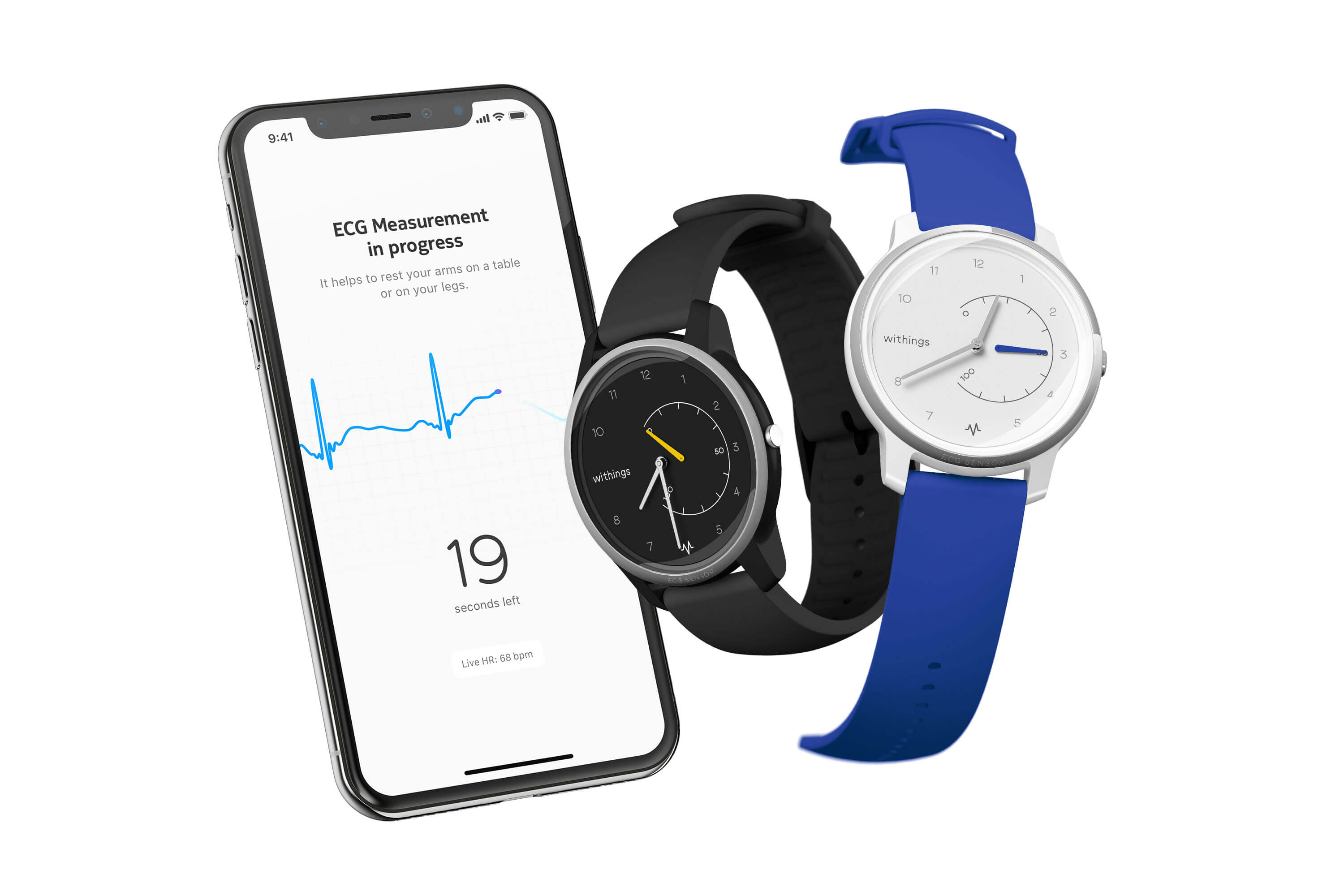 Withings Move ECG (Quelle: Withings)