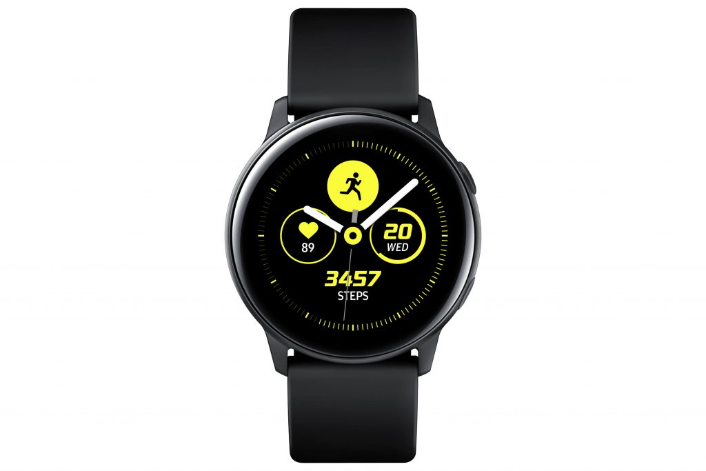 galaxy watch active fitness tracker test. Black Bedroom Furniture Sets. Home Design Ideas