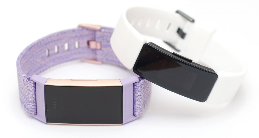 Fitbit Inspire HR - Vergleich zum Charge 3