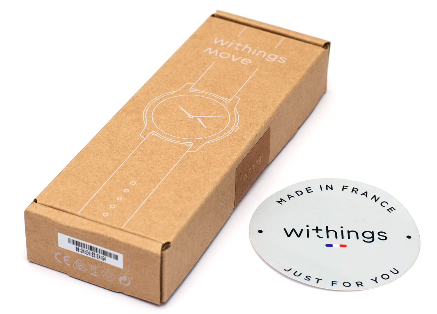Withings Move - Verpackung