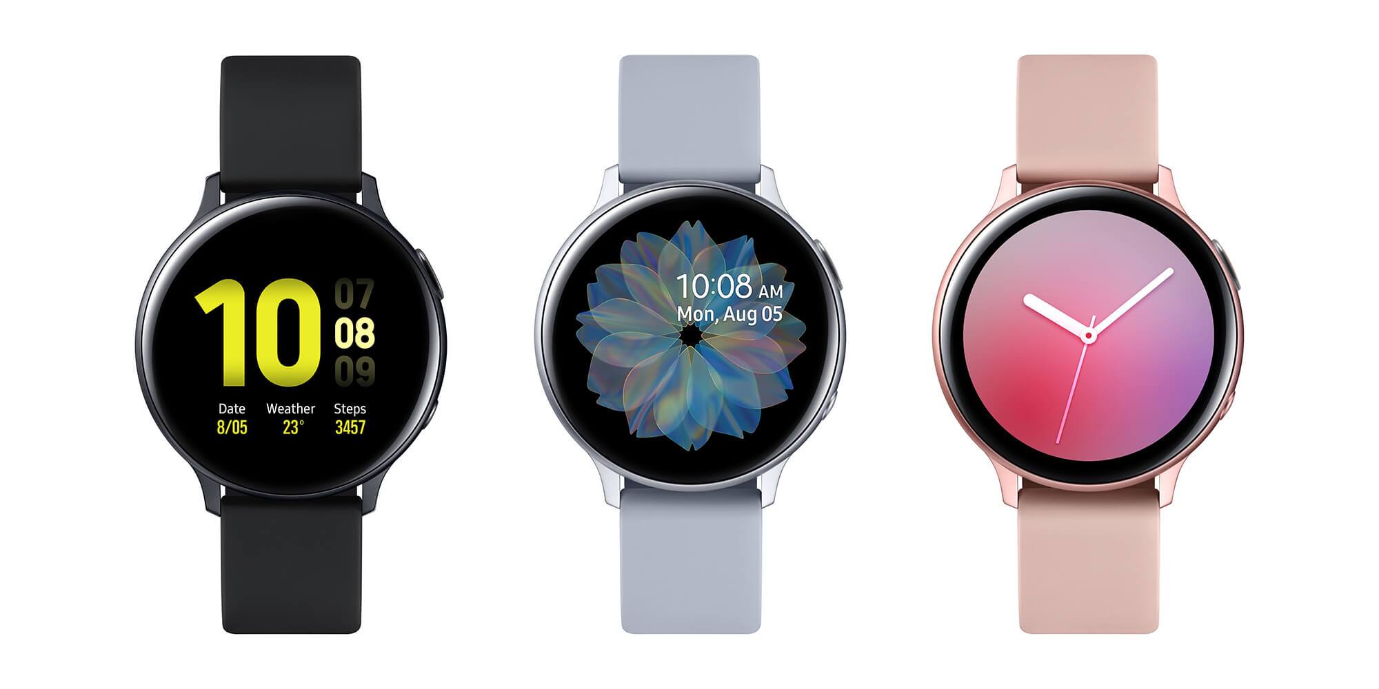 Samsung Galaxy Watch Active2 (Quelle: Samsung)
