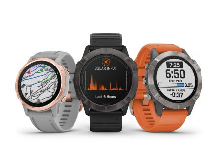 Garmin Fenix 6 (Credit: Garmin)