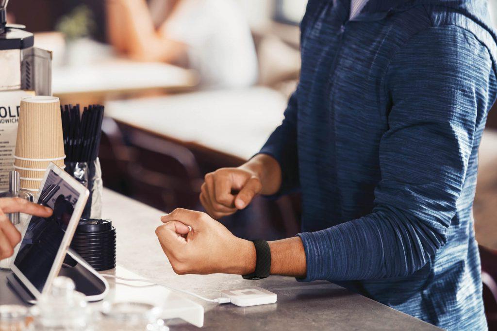 Fitbit Pay - Kontaktloses Bezahlen