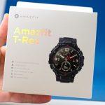 Amazfit T-Rex Test   Smartwatch mit langer Akkulaufzeit und viel Plastik