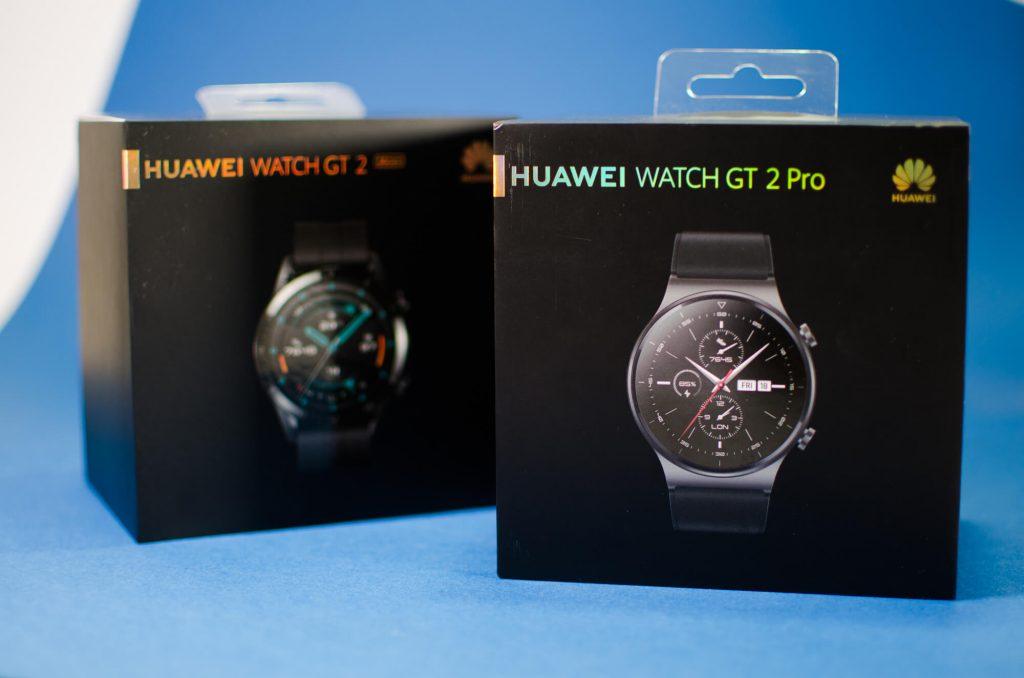 Huawei Watch GT 2 und GT 2 Pro