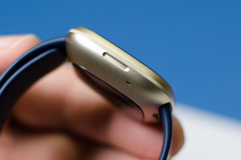 Fitbit Versa 3 - Soft-Button