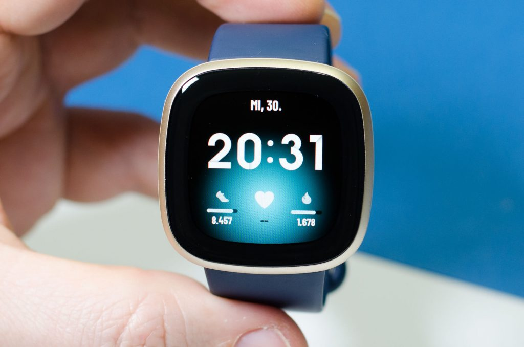 Fitbit Versa 3 - Display
