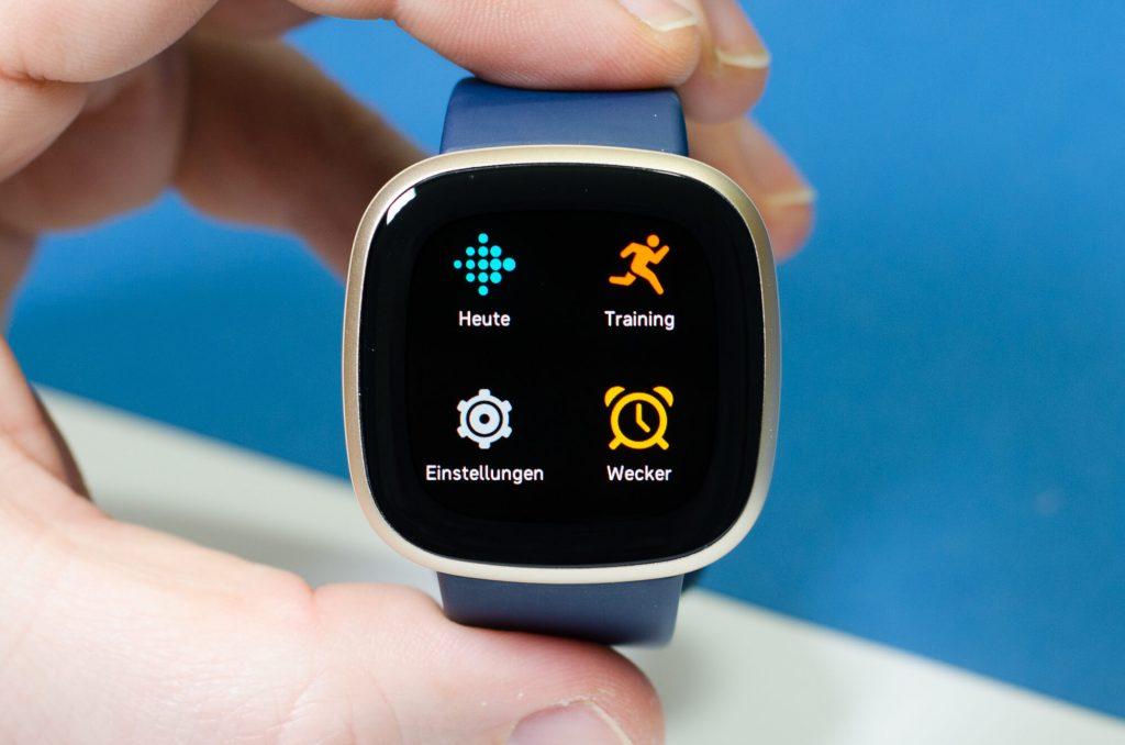 Fitbit Versa 3 - Apps
