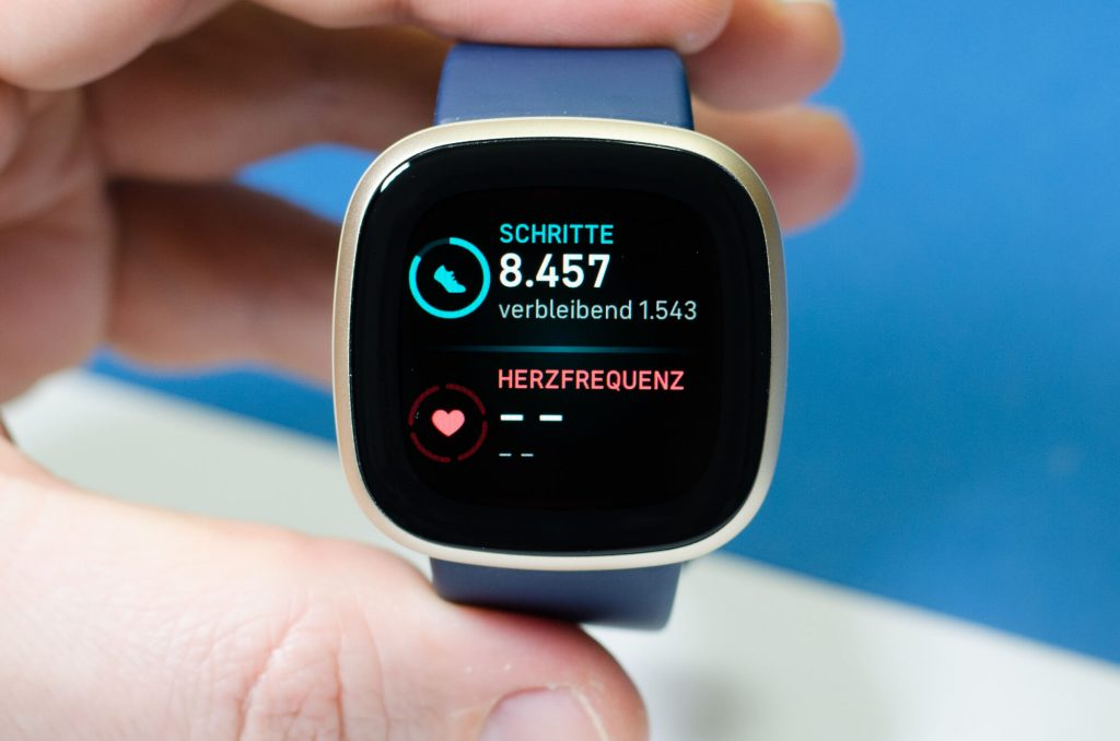 Fitbit Versa 3 - Grundstatistiken