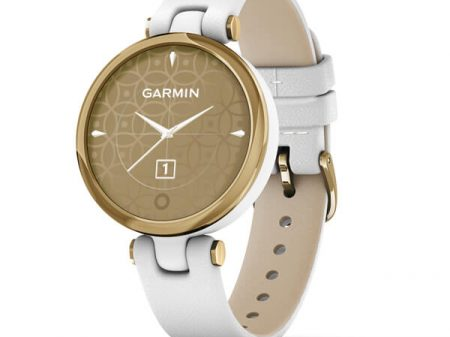 Garmin Lily - Schicke Fitness-Uhr für Frauen