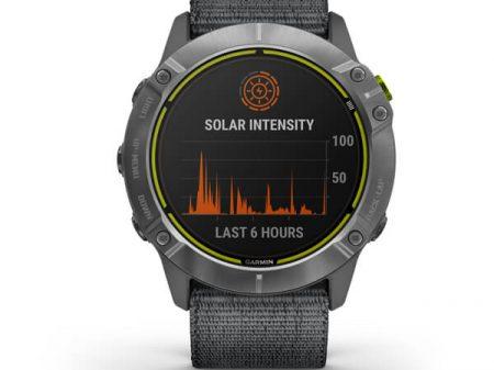 Garmin Enduro - GPS-Sportuhr mit ausdauernder Akkulaufzeit